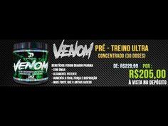 Venon - Dragon Pharma 10%DESCONTO NO DEPÓSITO (R$205,00)