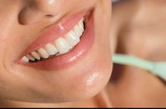 Female Natural Teeth Whitening Recipes