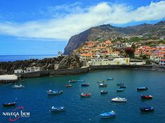 Magical Madeira island....  Where my grandfather is from.