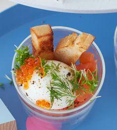 Frühstückseier im Glas - Gemütlicher Brunch zu Ostern - [LIVING AT HOME]