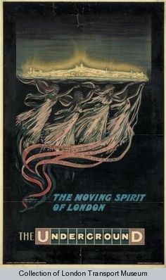 The Moving Spirit of London