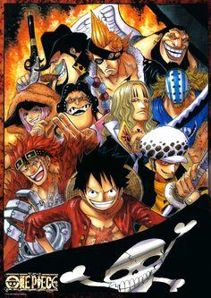 One Piece Chap 646 - Online One Piece