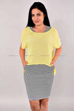 Платье-двойка Д0757 Размеры: 42-48 Цена: 560 руб.  http://odezhda-m.ru/products/plate-dvojka-d0757  #одежда #женщинам #платья #одеждамаркет