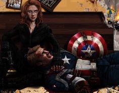 Natasha will keep you safe Steve