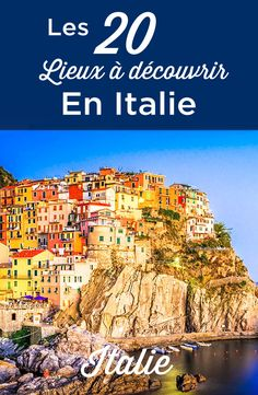 Visit Italy: discover the 20 best places to visit and must-see attractions of one of the most beautiful European country! All points of interest you shouldn't miss during your trip to Italy + our detailed guides for each Italian region and cities. Italy Travel Tips, Travel Destinations, Cool Places To Visit, Places To Go, Things To Do In Italy, Road Trip Europe, Reisen In Europa, Road Trip With Kids, Destination Voyage