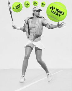 Just mucking about with Photoshop (Maria Kirilenko)