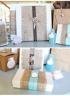 I LOVED when The Savvy Photographer did a whole week of packaging ideas on her blog!