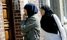 Nine-months-pregnant Muslim woman beaten up by in France