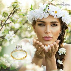 Um brilho único, toda mulher tem #authentika_loja #brilhodamulher * Produto sob encomenda.