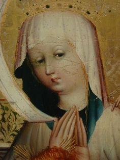 "AUTRICHE 15e - La Vierge à l'Enfant à l'Ecritoire (Louvre) - Detail 013  -  TAGS/ details détail détails detalles painting peintures ""peinture 15e"" ""15th-century paintings"" people Virgin Madonna Madone ""Holy Spirit"" ""Esprit saint"" people woman women ""jeune femme"" ange angel pose model portrait portraits face faces visage femme Jésus Jesus boy ""little boy"" Child ""little boy"" ""petit garçon"" portrait kid kids trône throne Museum Paris Austria ""writing box"" ""Moyen Âge"" ""Middle age"" lesson leçon"