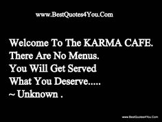 KARMA | Best Quotes 4 You | Page 2
