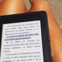 """I """"se"""" sono il marchio dei falliti. Nella vita si diventa grandi """"nonostante"""".  – Cit. Fa bei sogni, Massimo Gramellini"""