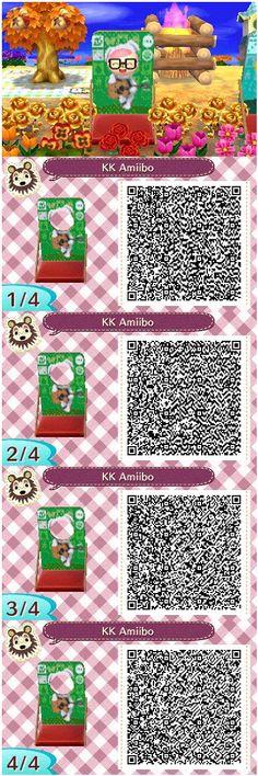 KK Amiibo Standee by me