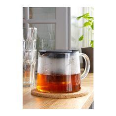 RIKLIG Teapot IKEA $14.99 Dishwasher safe