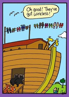 Funny Noah's Ark Cartoon Pictures | Irreligious Religion