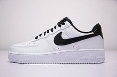 new concept a0872 515e8 Men s Nike Air Force 1  07 LV8 Black White 820266-101 Boys Casual Shoes