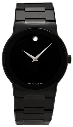 Movado Safiro. Pretty sexy. Mens Watch. http://fancytemplestore.com