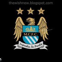 DP BBM Animasi Terbaru Versi Photoshop : Manchester City Logo