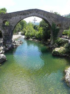 bebetecavigo.Río Sella,Cangas de Onís,Asturias. bebetecavigo.