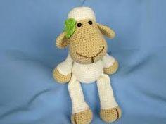 Výsledok vyhľadávania obrázkov pre dopyt háčkovaná ovečka