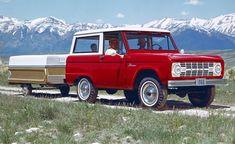 1966 to 1977 Ford Bronco - The Original SUV