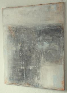 CHRISTIAN HETZEL: grey abstract