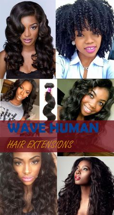 Wigsbuy human hair extensions collection  #wigs #curlyhair #daily #black