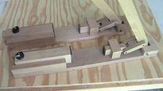 Make a Pen Press - by WoodJediNTraining @ LumberJocks.com ~ woodworking community