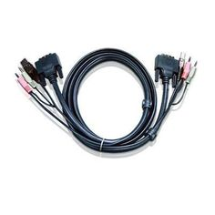 10' Dual Link DVI Cable