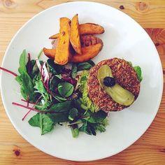 Feels like a wild burger day to us 💖 Wild Burger, Avocado Toast, Feels, Breakfast, Food, Morning Coffee, Essen, Meals, Yemek
