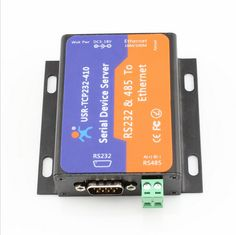 Find More Other Electrical Equipment Information about USR TCP232 410 RS232 RS485 Serial to TCP/ IP Converter  DHCP / DDNS / Web / Modbus, Free shipping,High Quality rs232 serial port connector,China rs232 to rj45 adapter Suppliers, Cheap rs232 to fiber optic converter from Focus Automation on Aliexpress.com