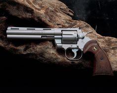Colt Python 357 revolver