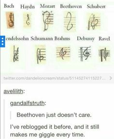 This makes me feel better about being unable to draw a treble clef