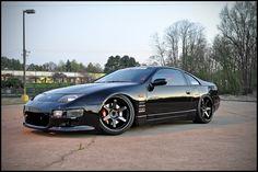 Nissan 300zx - Black Beauty | FREE JDM classifieds at JDMads.com