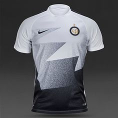 Diseños, vectores y más: Inter Prematch Top 15-16 Sport Shirt Design, Sports Jersey Design, New T Shirt Design, Sport T Shirt, Shirt Designs, Camisa Nike, Cr7 Messi, Volleyball Outfits, Soccer Uniforms