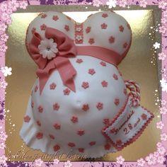 Gâteau baby shower  fille Gateau Baby Shower, Shower Bebe, Creations, Desserts, Deserts, Dessert, Postres, Food Deserts