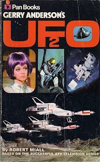 Gerry Anderson's UFO, book 2.