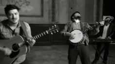MUMFORD & SONS SHARE 'BABEL' VIDEO