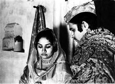 He was also seen in Satyajit Ray's 'Shatranj ke khiladi' (1977), which depicted decadent royalty of Central North India. The film was set around the life of the last independently ruling Nawab Wajid Ali Shah. (Express archive photo)