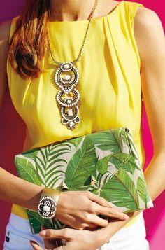 Versatile Havana Pendant Necklace   Stella & Dot