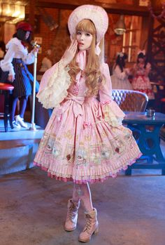 Lolita Wonderland, frederica1995: Source