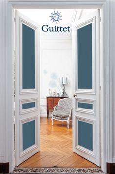 mat 78 st des peintures guittet peinture mate sans tension isolant et masquant les taches. Black Bedroom Furniture Sets. Home Design Ideas