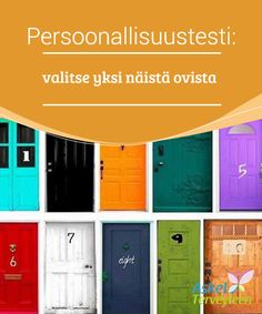 Personality Test - Which Door Would YOU Open? (fun personality quiz to learn about yourself) - Clever DIY Ideas