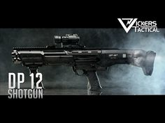 DP-12 - Double-Barrel Bullpup Shotgun by LAV - The Firearm Blog