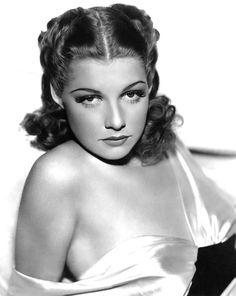Ann Sheridan, Portrait, Circa 1930s Photograph