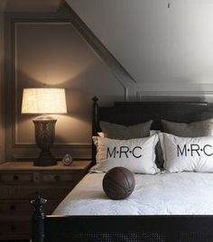 nest egg: Boys, Boys, Boys Oh myyyyy...grey against grey against grey, woodwork and soft light. Oh please yes please