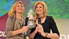 DLD 2012 – Aenne Burda Award für Arianna Huffington