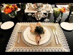 DIY Tablecloth Ideas - Cute And Beautiful Table Cloth Design