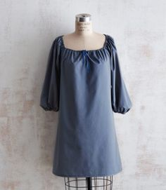 Gathered Tunic and Top from Martha Stewart