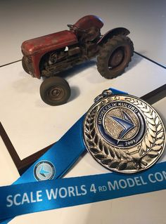 Ferguson TE 20 (Heller 1/24) 4th Scale Worlds Model Show Masters 2nd By Barlas Pehlivan